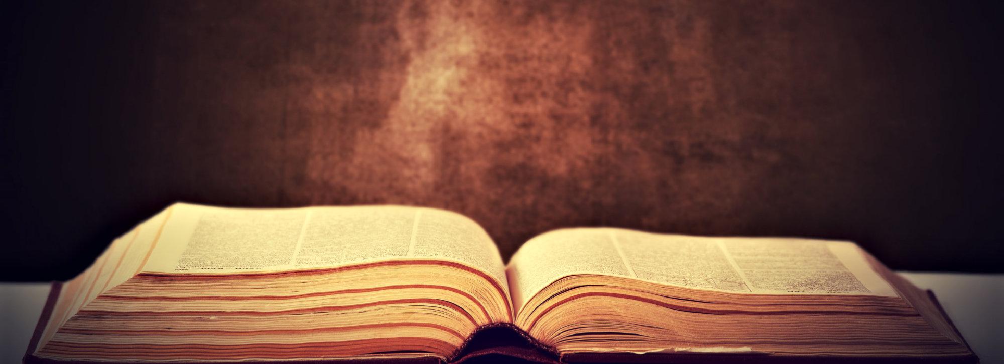 a sacred bible